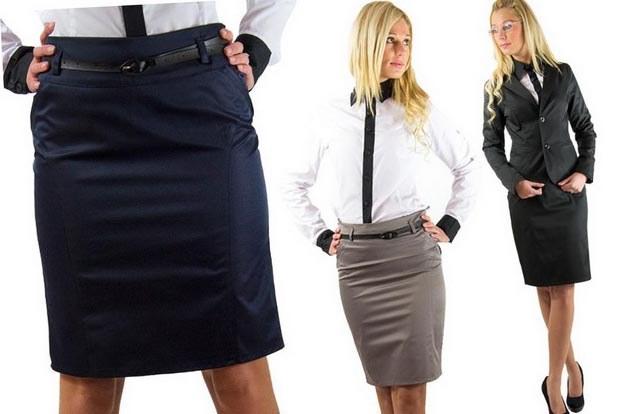 Как должна сидеть юбка карандаш фото