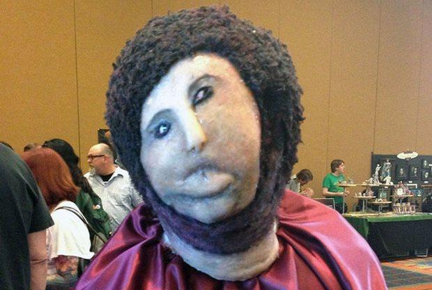 Топ-20 самых убойных костюмов на Хеллоуин 2014